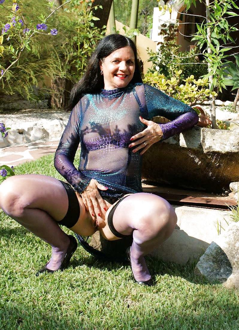 models Pantyhose women