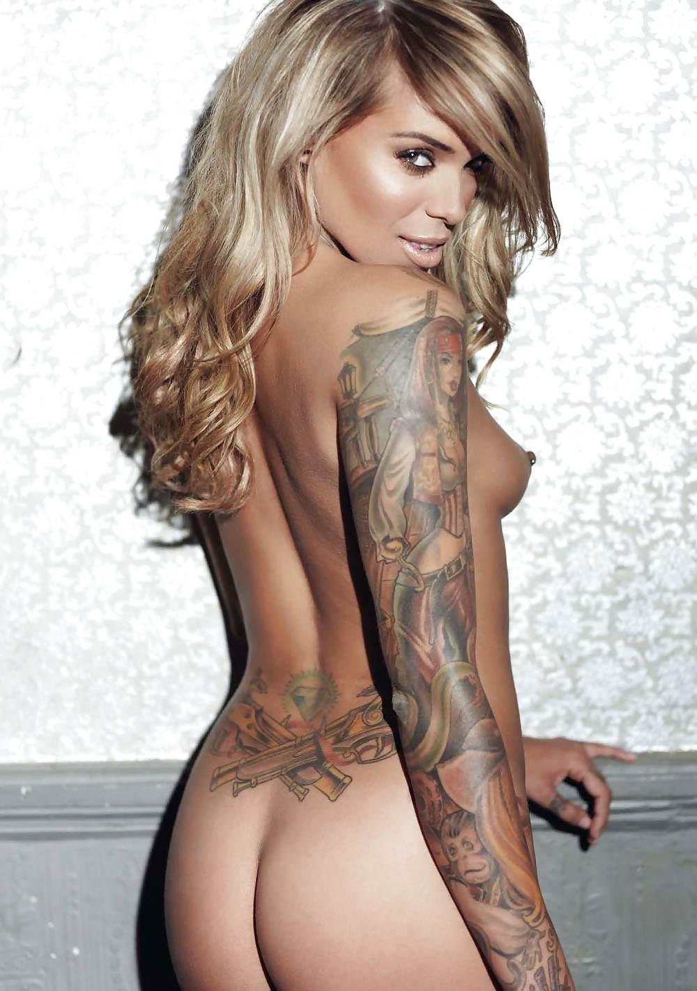 Naked tattoo pics 8