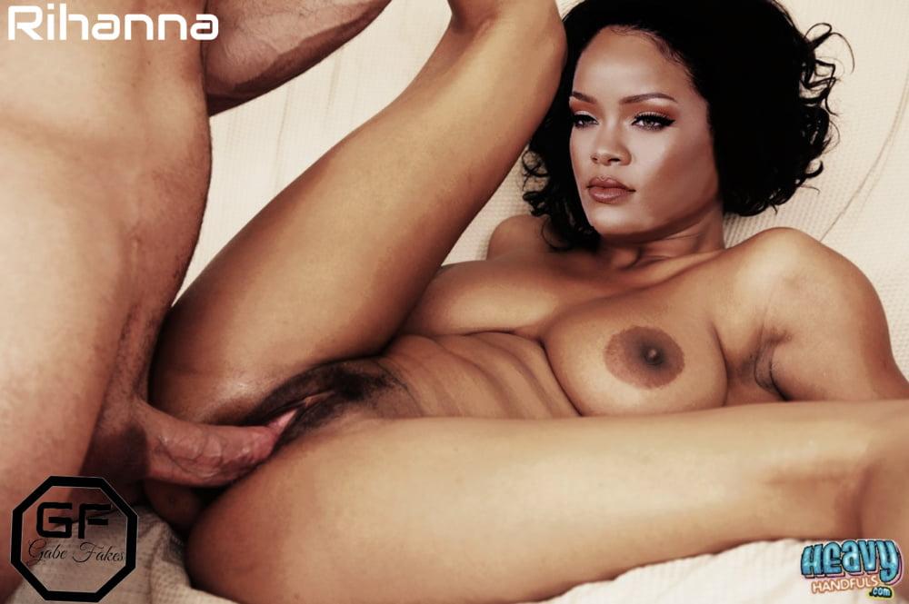 Rihanna's doing some kind of survivor