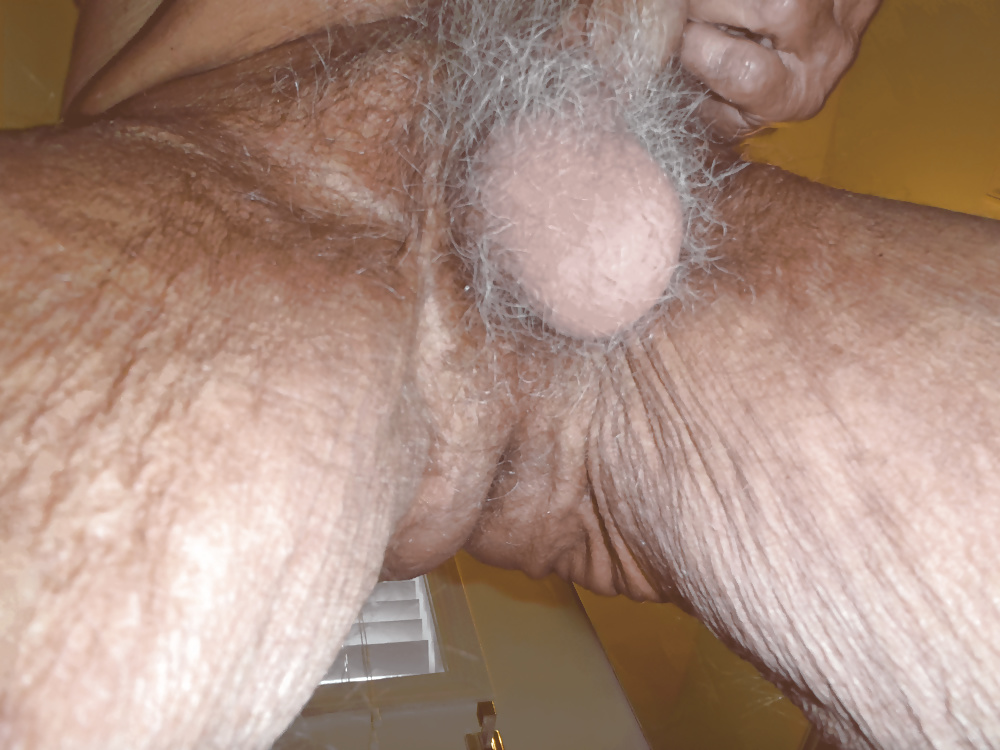 Old hairy balls