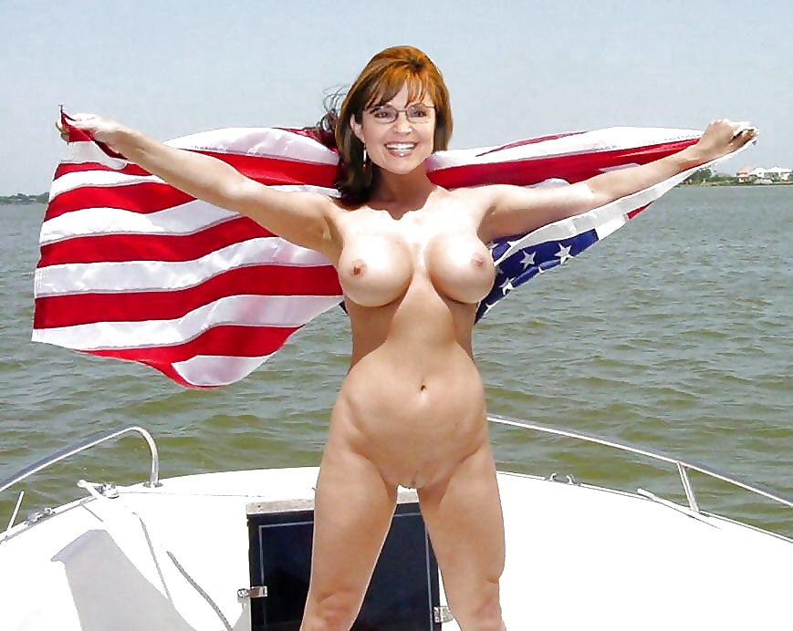 Sarah palin busty breast nude pics