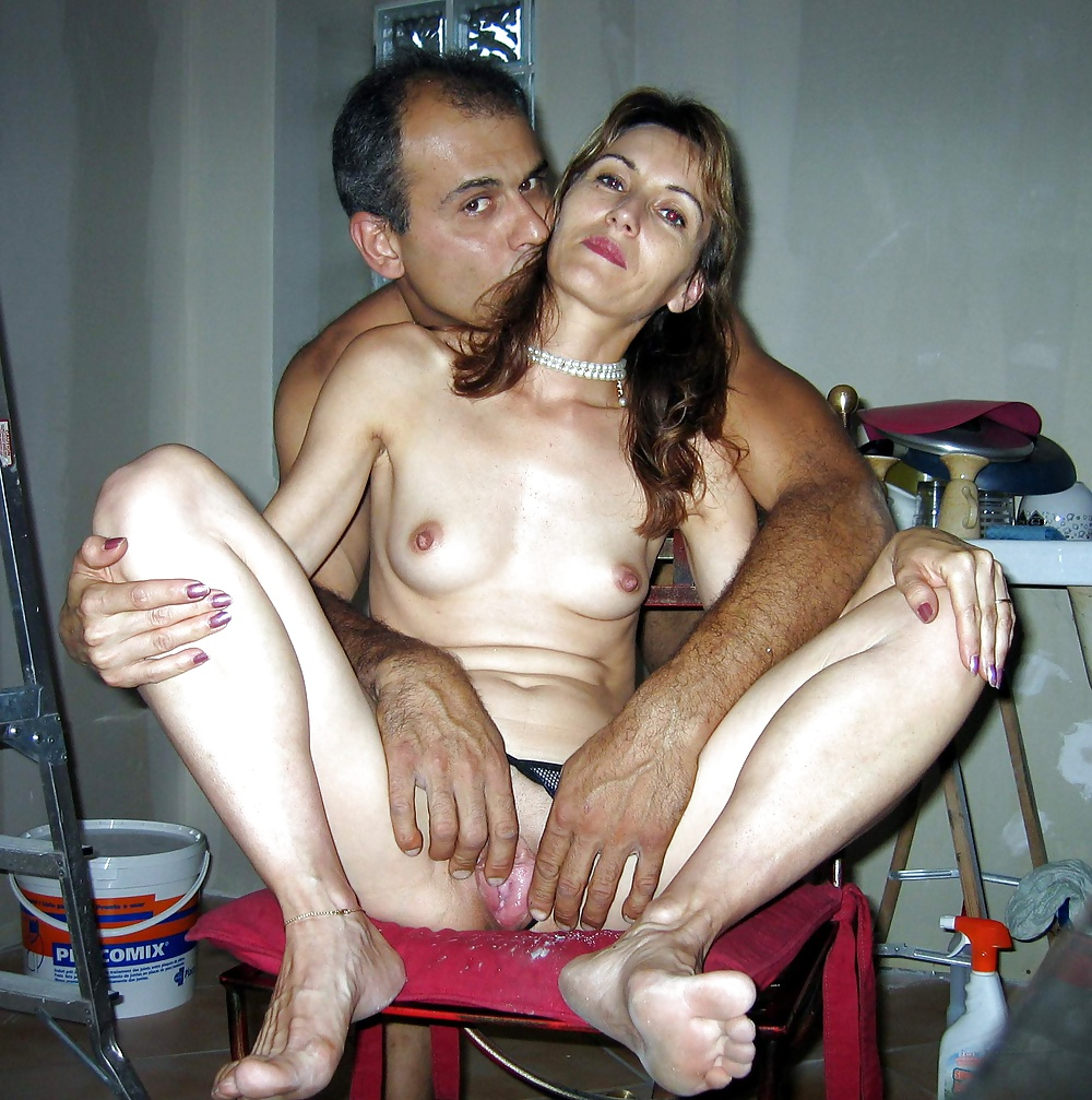 Theft naked wife friends