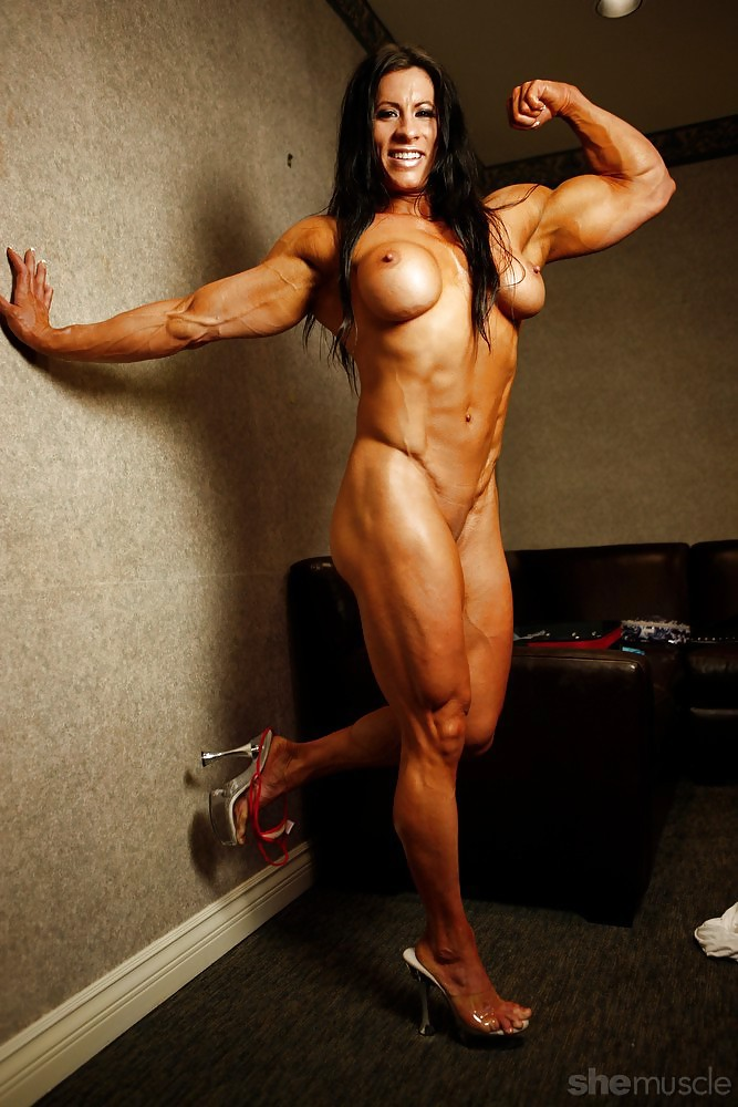 Muscle Girl, Porn Galery