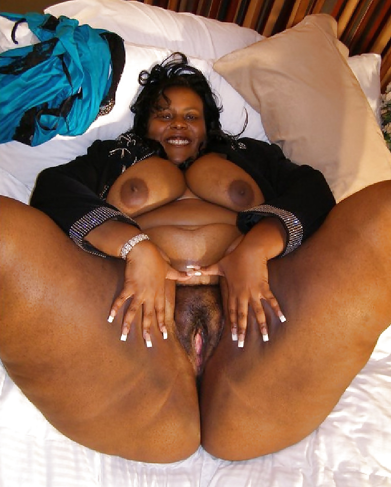 Hairy Naked Fat Black Woman