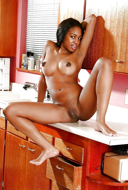 Young ebony naked-2884
