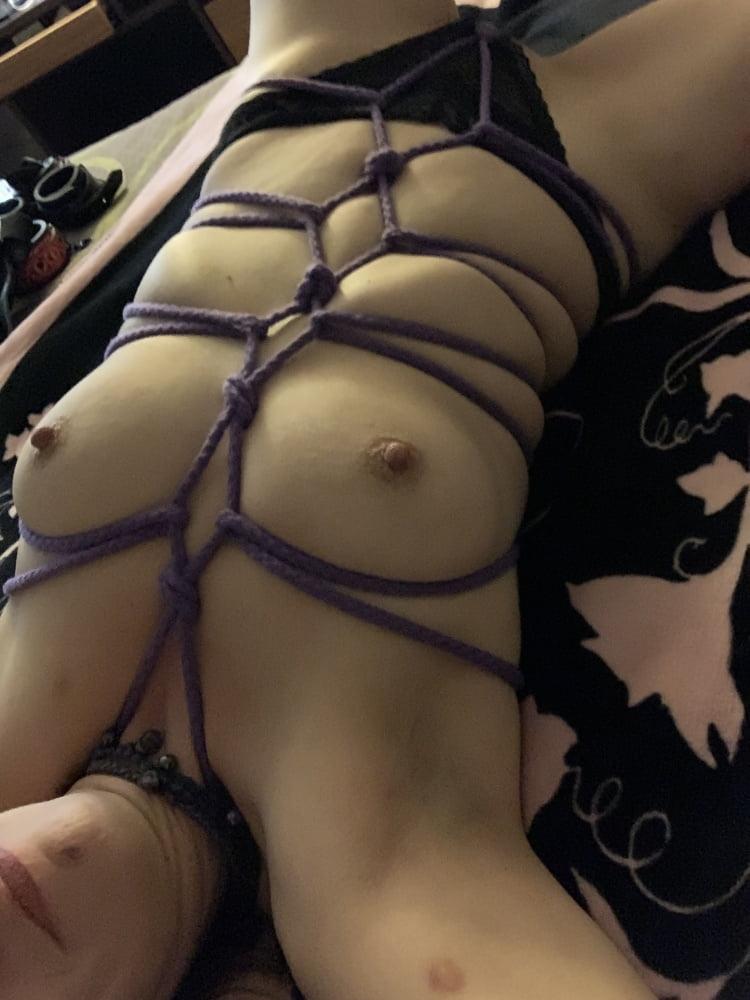 Fun with bondage- 39 Pics