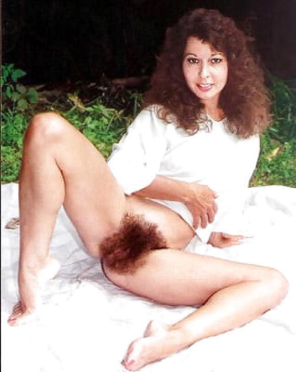Extrem Hairy Women