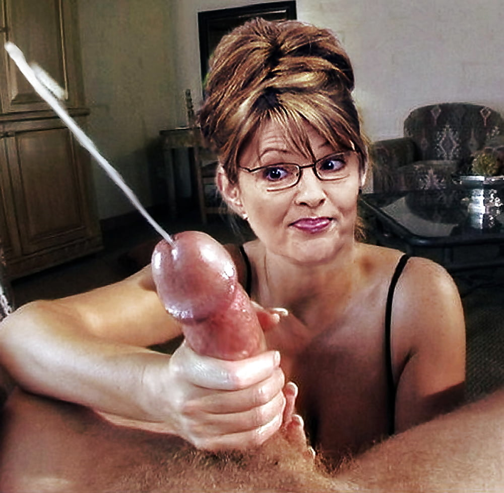 Sarah palin blowjob pics — pic 10