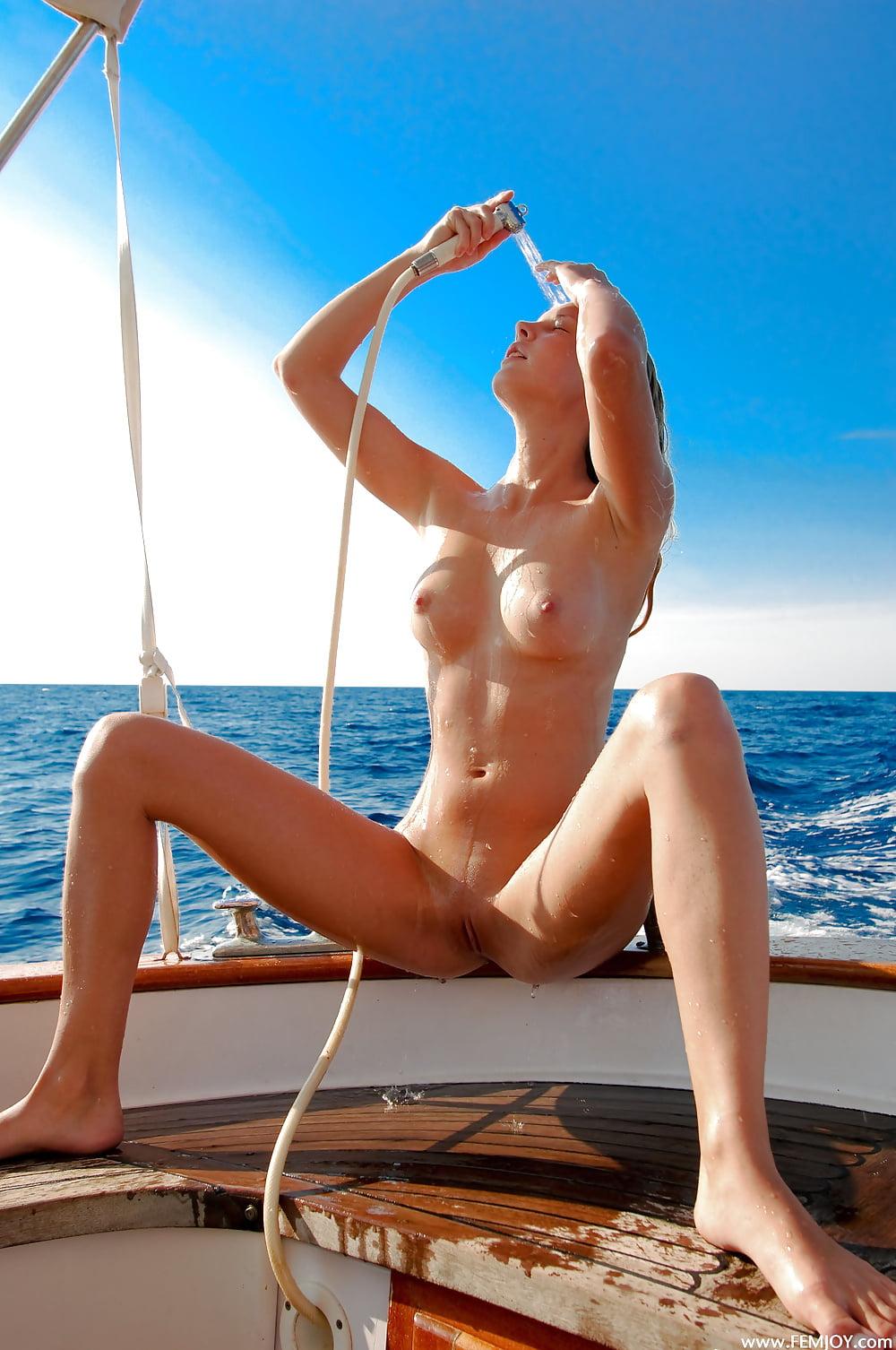 Naked Boating Nude Boat