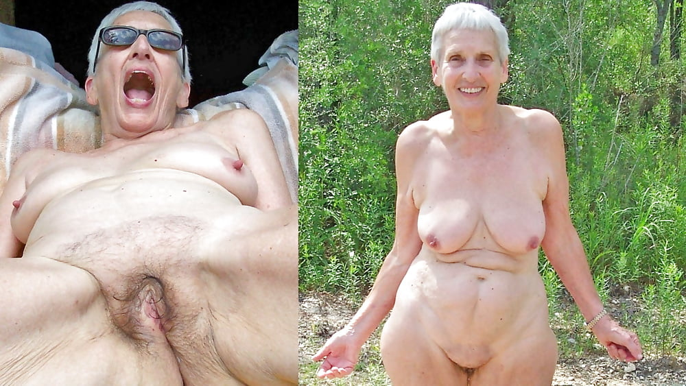 Secret nude granny pictures