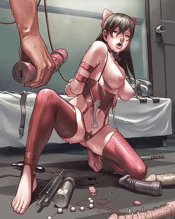 Submissive Hentai