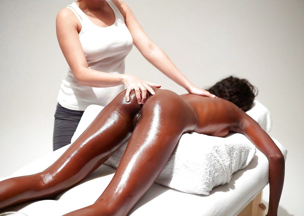 эротический массаж для негритянки этого воспользуйтесь