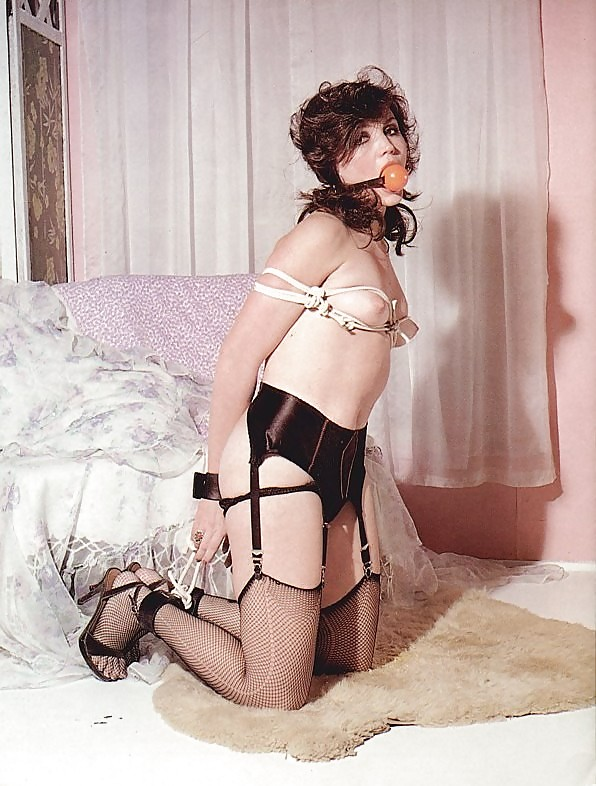 bondage porn Stocking