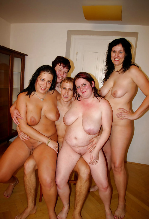 Nude mom and friend 5