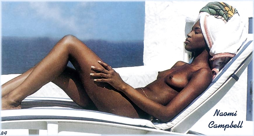 Naomi campbell naked pictures