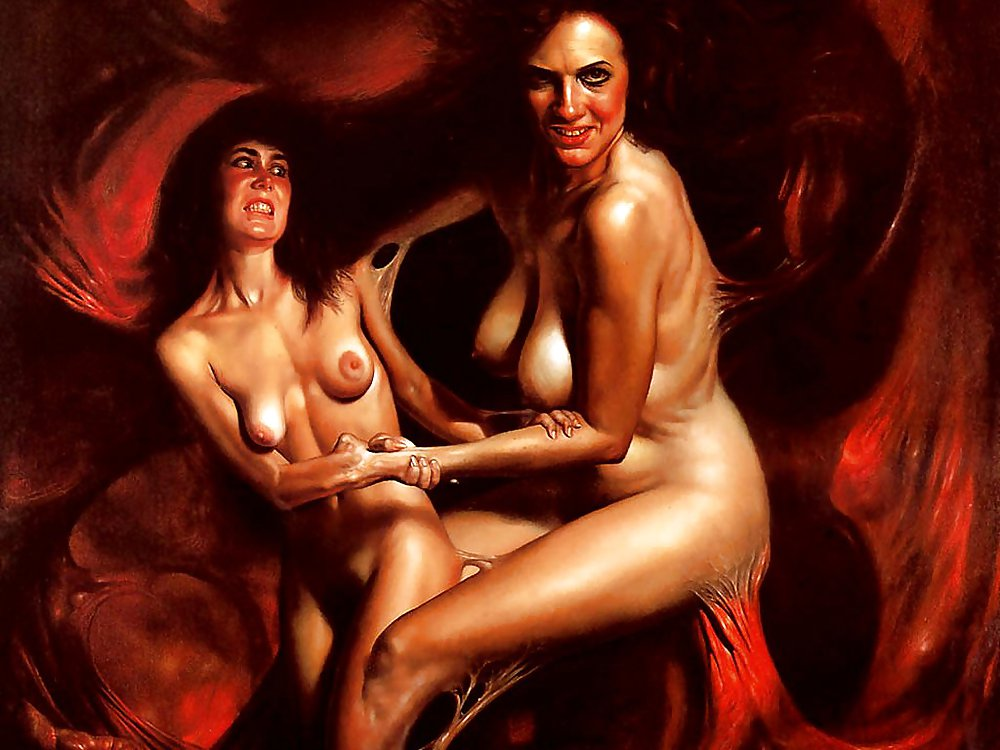 Pornotopia erotic art gallery of xxx hardcore fantasy