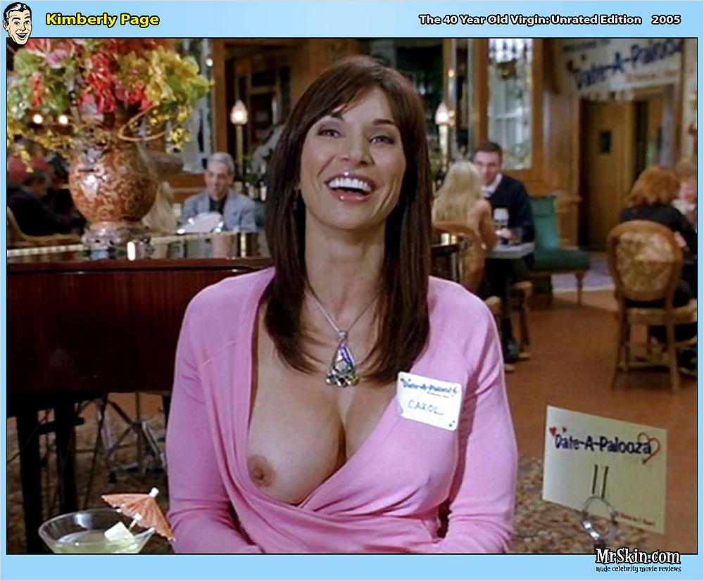 Kimberly page tits