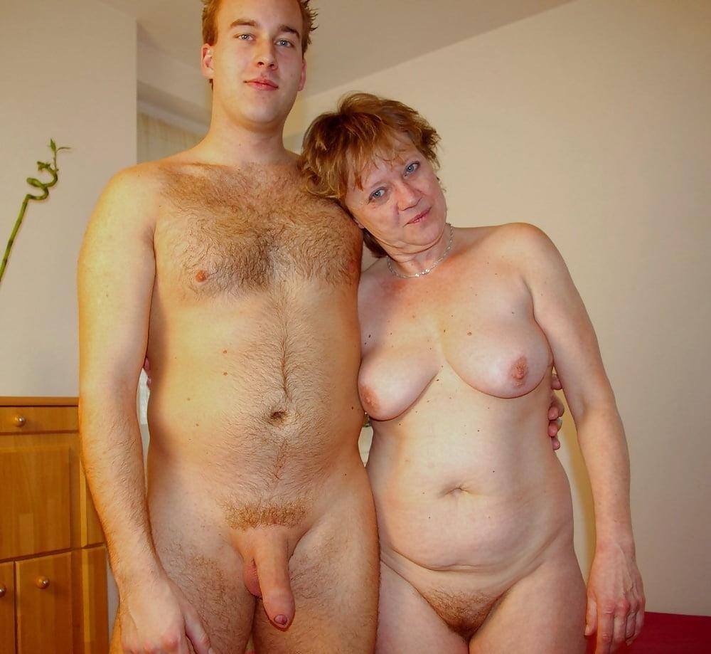 Mature Nude Lovers