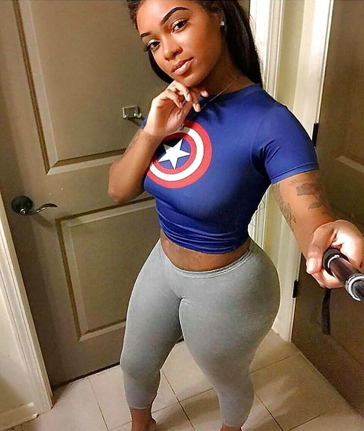 Black Women Make Me Stiff 7 - 32 Pics