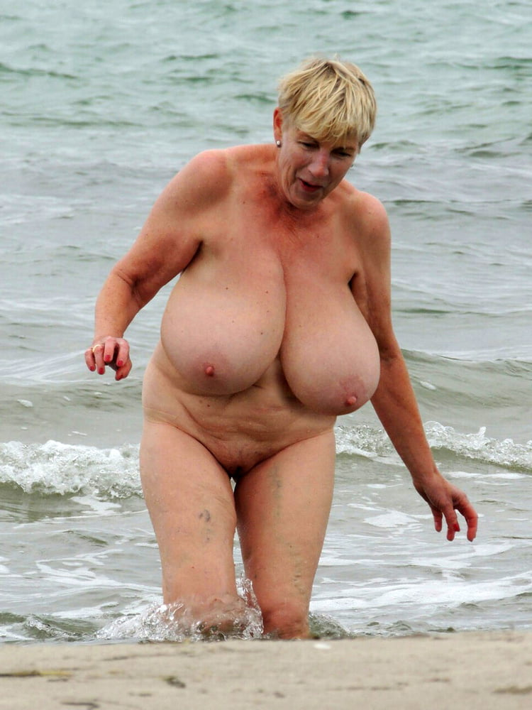Fat Grandma With Huge Tits Imageed In The Shower Fully Naked