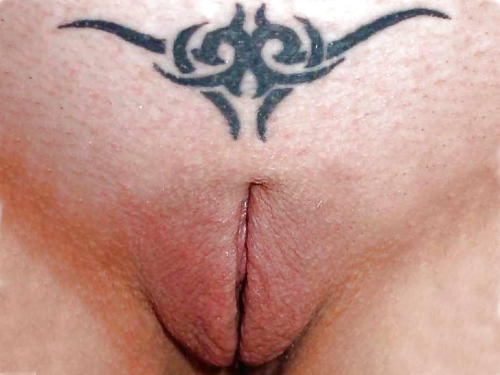Girl How To Make New Vagina Tattoo