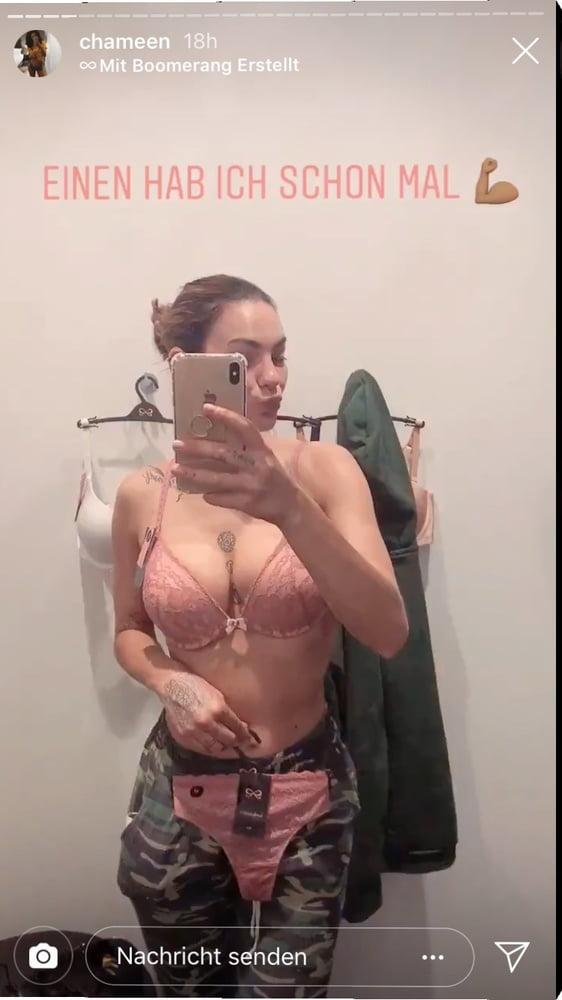Porn chameen loca Chameen loca
