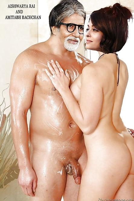 Amitabh bachchan aishwarya rai ki sexy picture