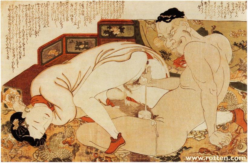 Порно эротика япония дэнс апскирт