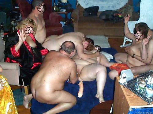 Homemade bbw group sex