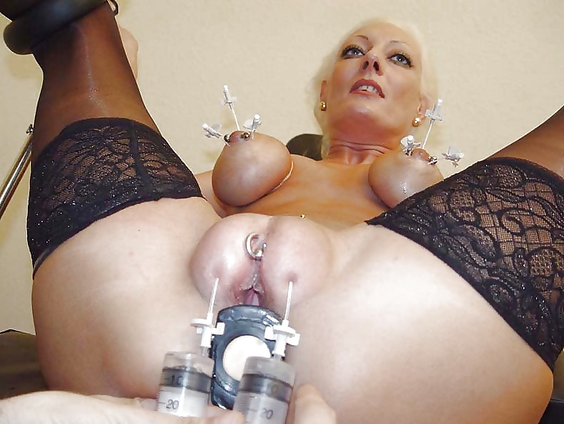 Injected Pussy
