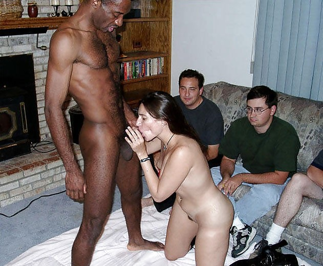 Wives naked for money