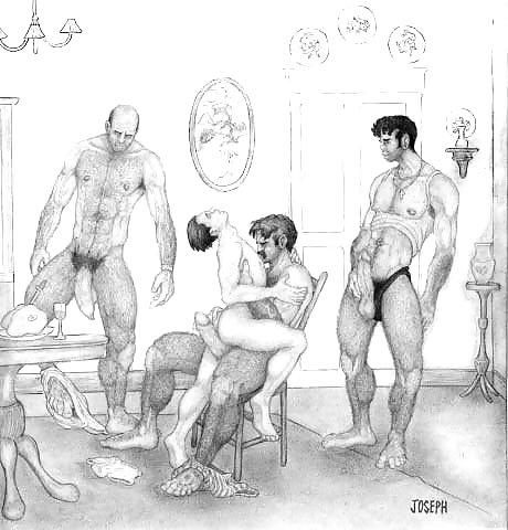 drawings gay Sexual