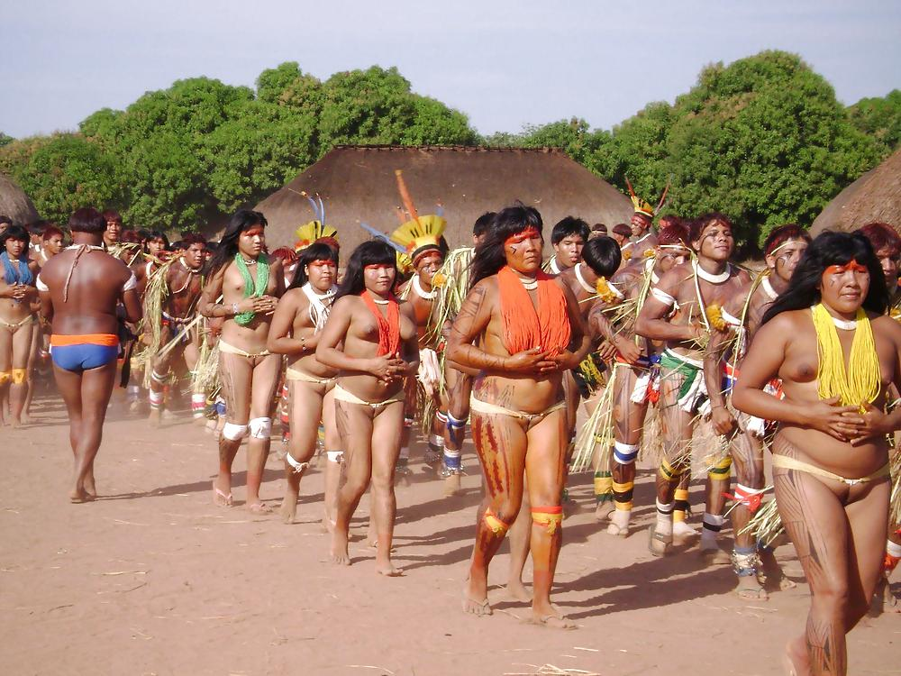 Attractive Nude Tribes Of Amazon Jpg