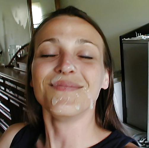 Ladies Who Love Cum