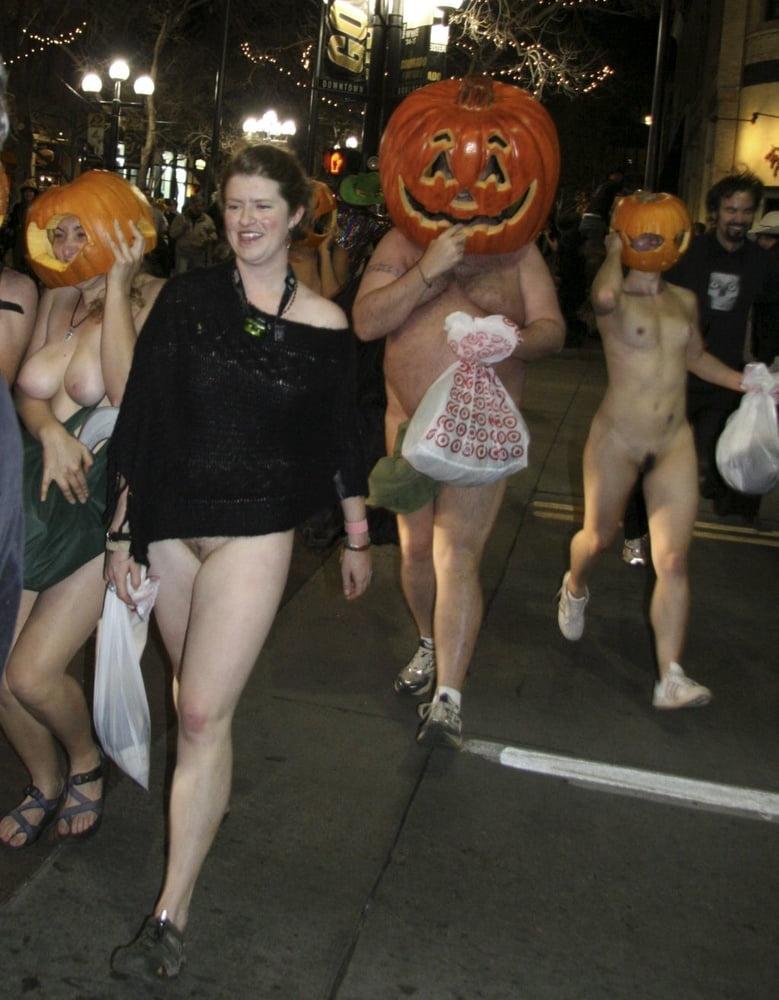 Halloween nude celebs archives