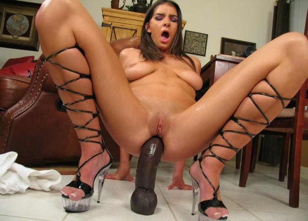 Sexy toys pussy fucking