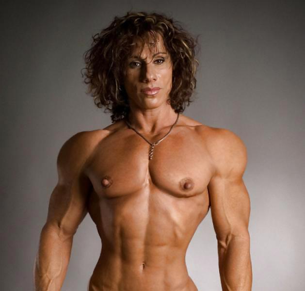 Genderfluid pro bodybuilder siufung law