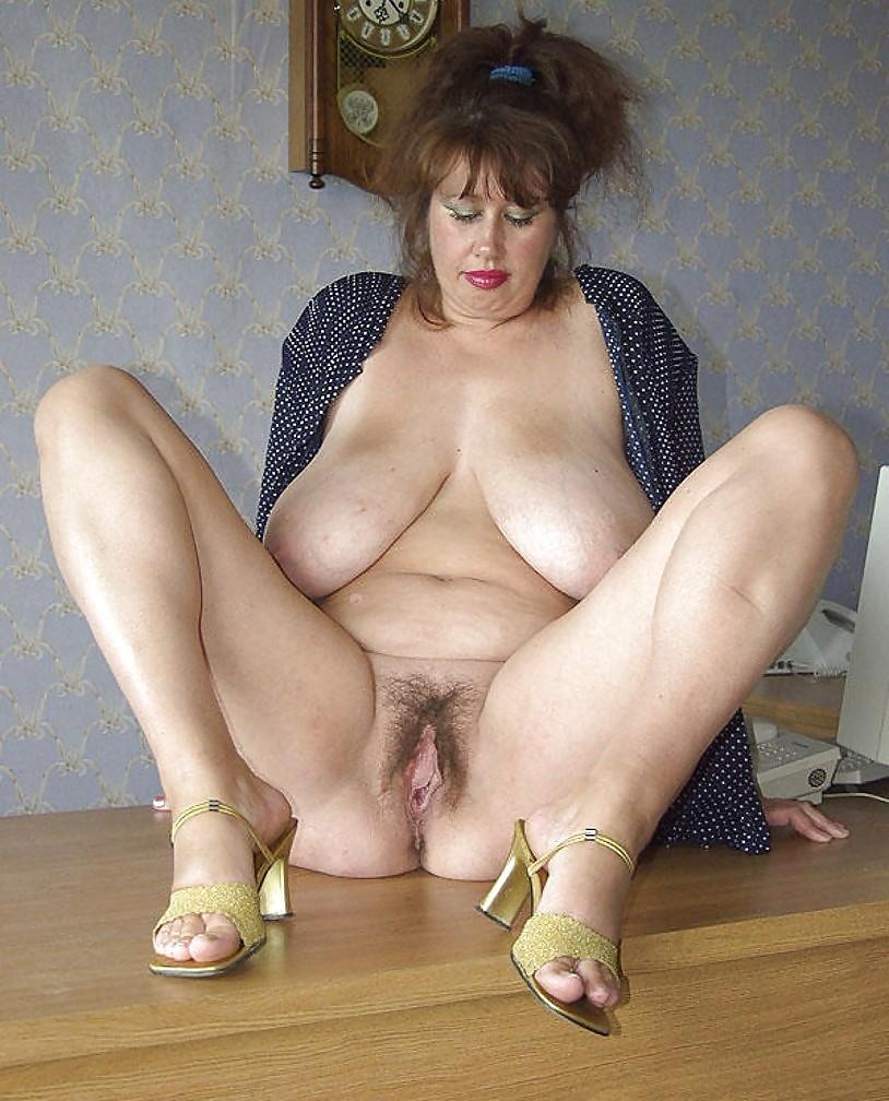 Mature Big Tits Hairy Bbw