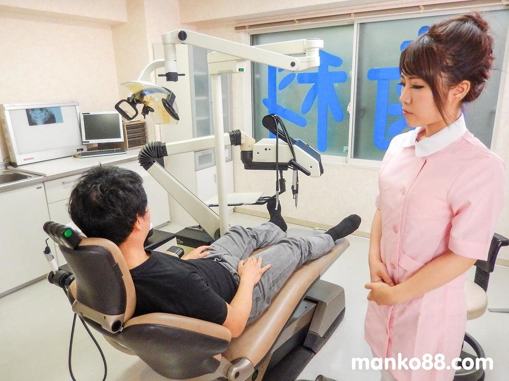 Asians go to the dentist at Manko88 - 20 Pics