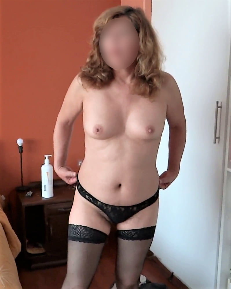 MY MATURE WIFE, LOOK AT HER VIDEOS TOO - 50 Pics