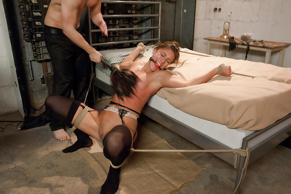 Getting into bondage 6