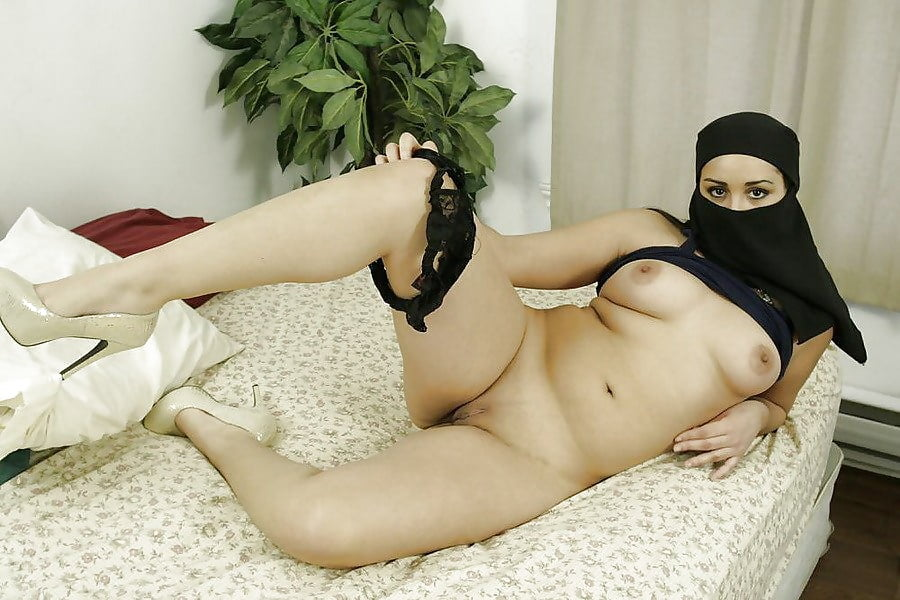 Arabian hijab porn aunty naked photo