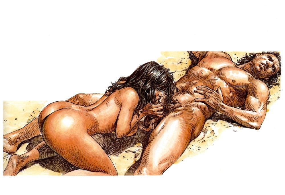 Jimmy palmiotti picks five sexy comic book covers