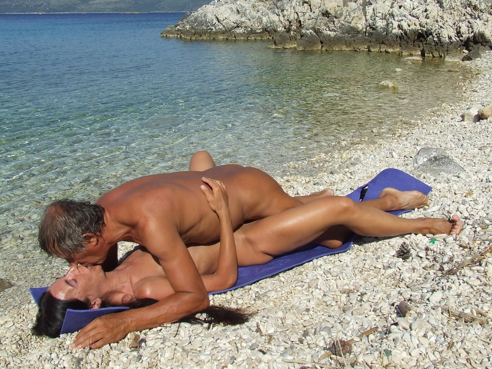 Croatian Beach Sex