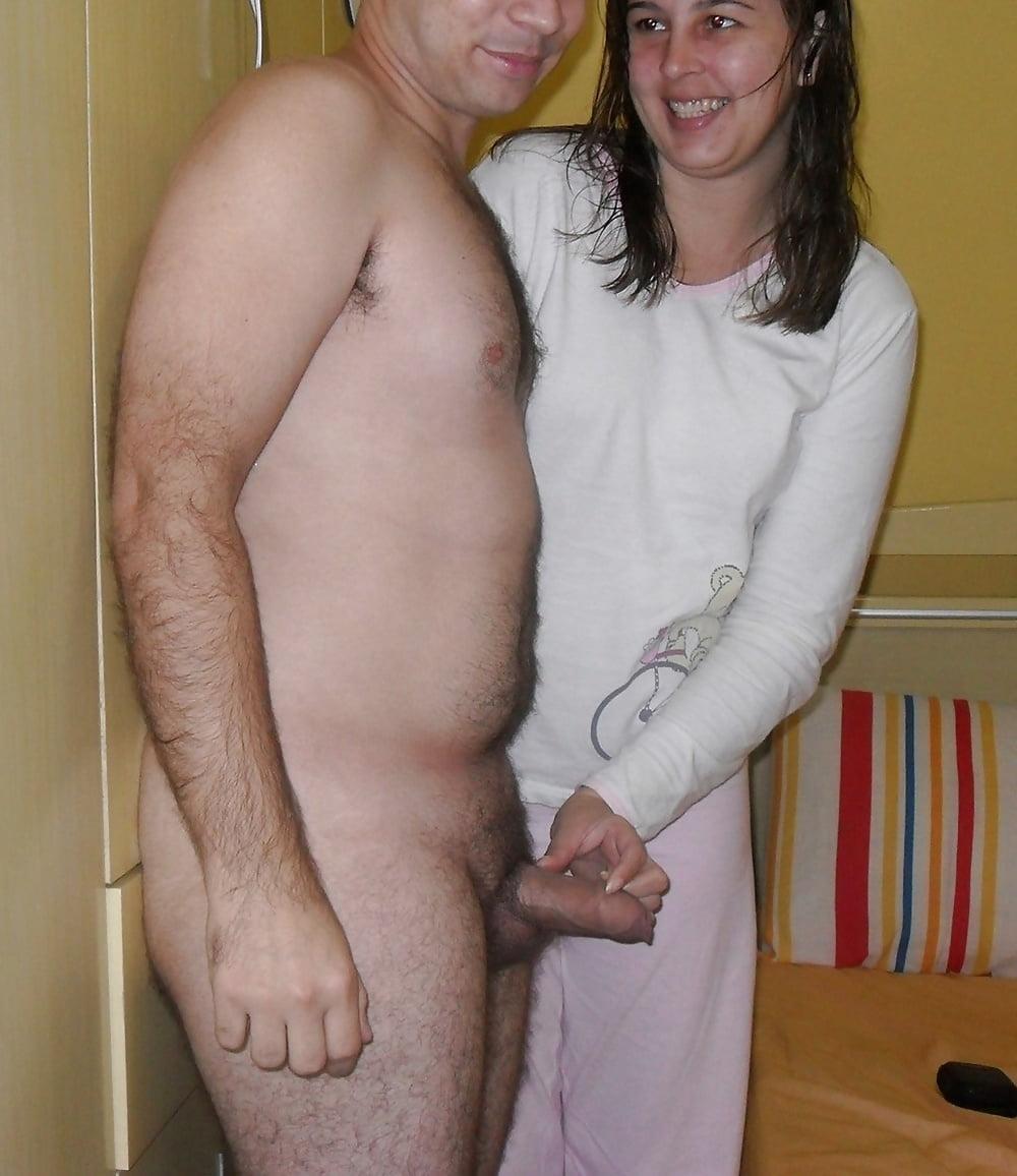 Humiliated Naked Couple