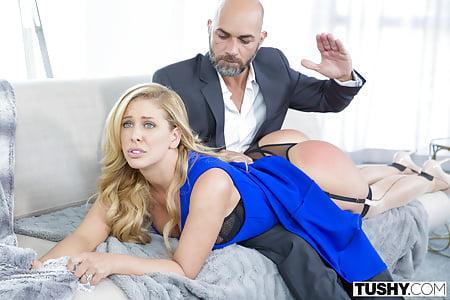 Milf huge cock anal