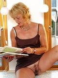 Grannies matures and milfs upskirt 96