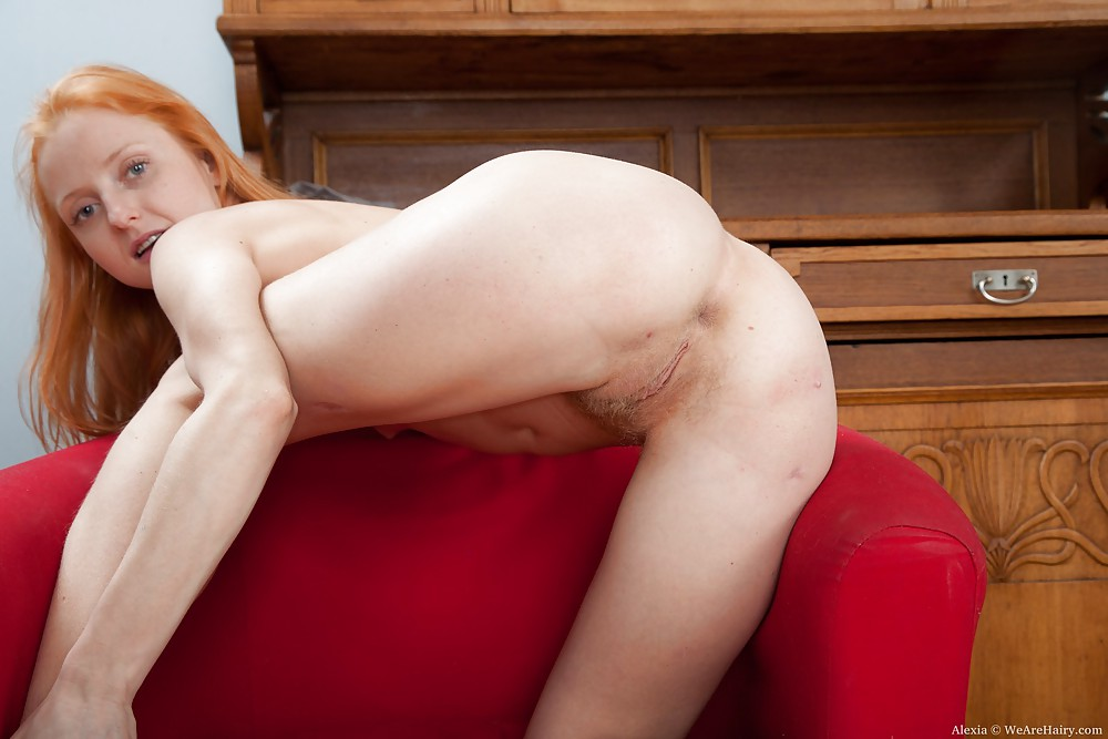 Natural nude red heads
