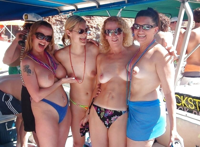 West coast coeds topless