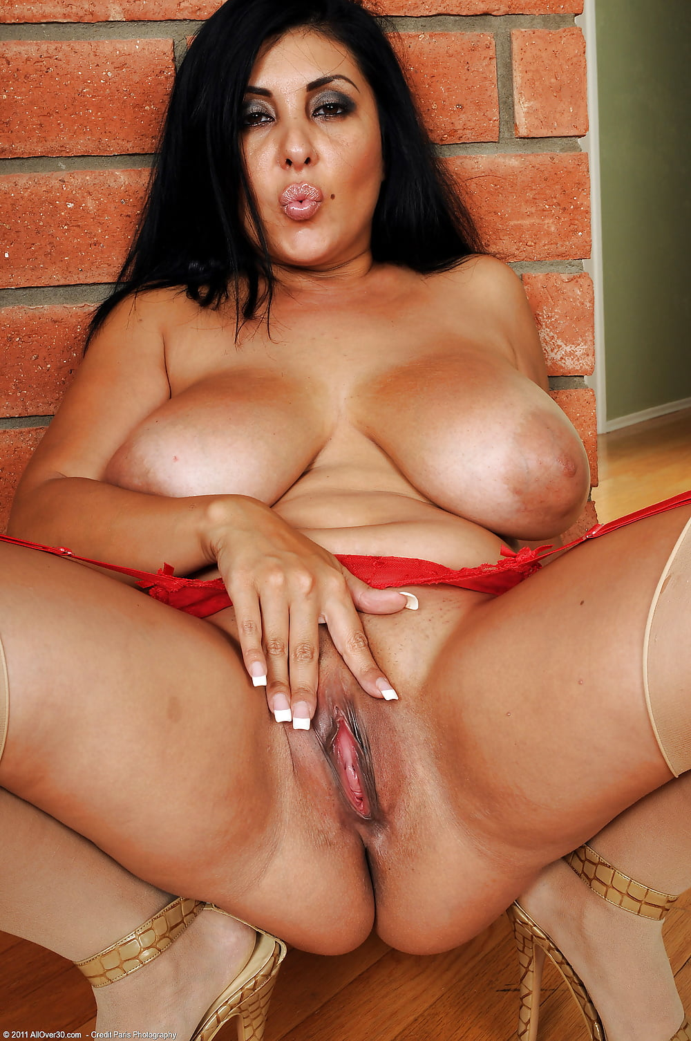 Big Boob Mexican Mom Naked